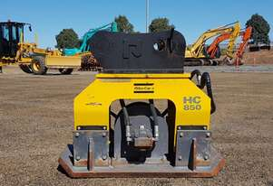 Atlas Copco HC850 Compaction Plate to suit 20 Ton Excavator for Hire