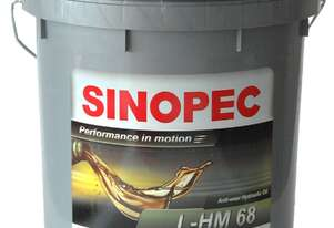SINOPEC Oils and Lubricants