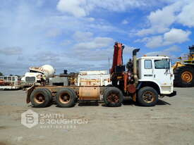 1991 INTERNATIONAL T2670 8X4 CAB CHASSIS CRANE TRUCK - picture0' - Click to enlarge