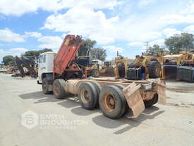 1991 INTERNATIONAL T2670 8X4 CAB CHASSIS CRANE TRUCK - picture1' - Click to enlarge