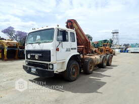 1991 INTERNATIONAL T2670 8X4 CAB CHASSIS CRANE TRUCK - picture2' - Click to enlarge