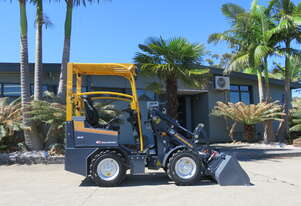 `Eurotrac W10 Mini Wheel Loader