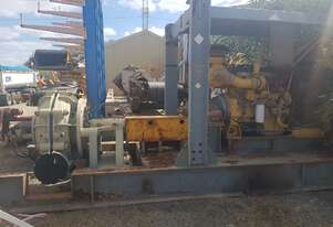 Pumping unit Warman/Cat