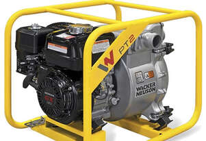 New Wacker Neuson Trash Pump PT2A 2