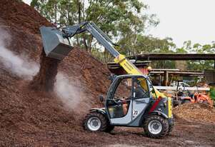 Telehandler - Compact and Strong - ESM Advantage Pack available - See Ad