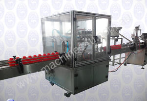 *NEW* Automatic Liquid & Paste Filling Line
