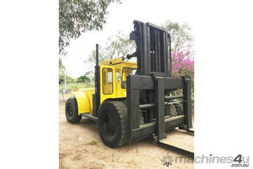 Hyster H520B, 23.5Ton (3.36m Lift) 'Container Handler' Diesel Forklift