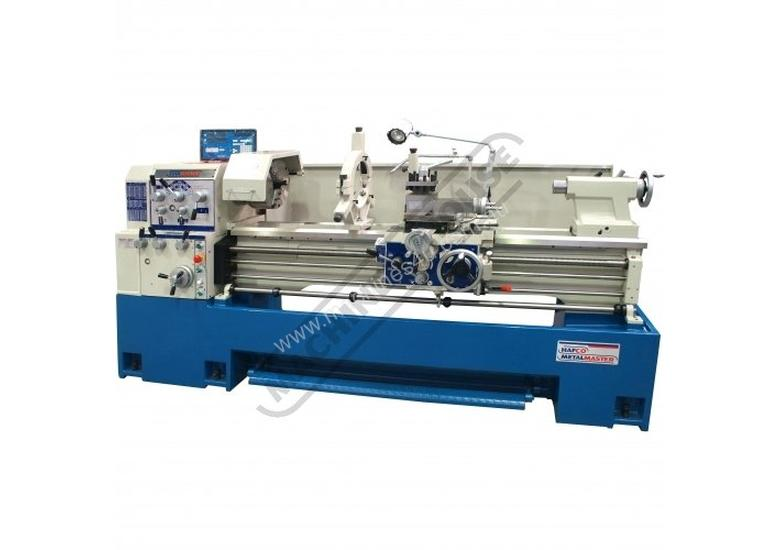 TM-1960G Centre Lathe 480 x 1500mm Turning Capacity - 80mm Spindle Bore Includes Digital Readout