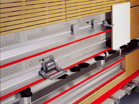 STRIEBIG CONTROL 09 5216 Vertical Panel saw - picture0' - Click to enlarge