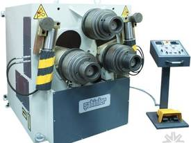 SAHINLER Section Rolling Machine HPK-100 - picture0' - Click to enlarge