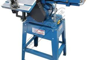 L-69A Belt & Disc Linisher Sander Vertical or Horizontal Linishing Position 150 x 1220mm (W x L) Bel