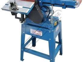 L-69A Belt & Disc Linisher Sander 150 x 1220mm (W x L) Belt Ø230mm Disc - picture0' - Click to enlarge