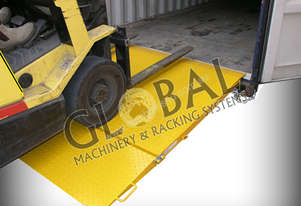 Global Machinery Container Ramp 6500kg