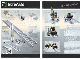 Sureweld Aluminum Ramps - picture1' - Click to enlarge