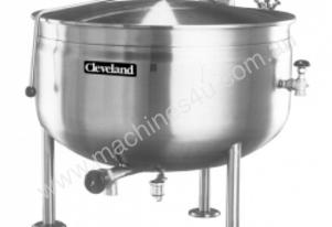 Cleveland KDL-60TSH 225 litre direct steam tilting