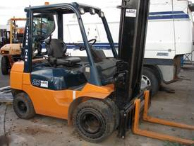 TOYOTA 7 SERIES 4.0M LIFT HEIGHT,  DUAL WHEELS  - picture0' - Click to enlarge