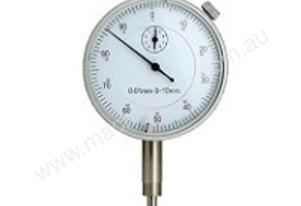 0-10mm x 0.01 Dial Gauge - Back Lug