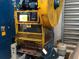 John Heine 203A Series 3 Inclinable C-Frame Press - picture0' - Click to enlarge