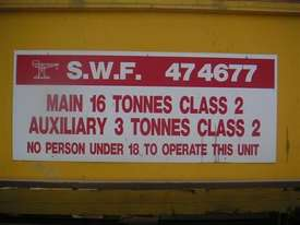 SWF 474677 Overhead Crane - picture0' - Click to enlarge