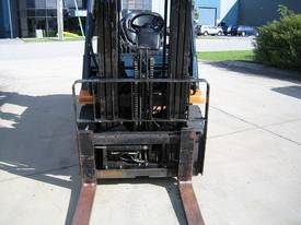 Toyota 2.5t LPG forklift with Weight gauge - picture3' - Click to enlarge