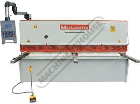 HG-2506 Hydraulic NC Guillotine 2500 x 6mm Mild Steel Shearing Capacity 1-Axis Ezy-Set NC-89 Control - picture2' - Click to enlarge