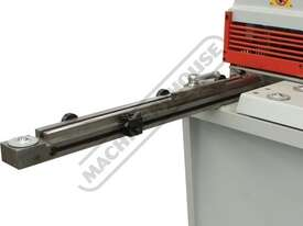 HG-2506 Hydraulic NC Guillotine 2500 x 6mm Mild Steel Shearing Capacity 1-Axis Ezy-Set NC-89 Control - picture14' - Click to enlarge