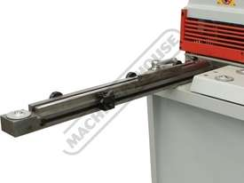 HG-2506 Hydraulic NC Guillotine 2500 x 6mm Mild Steel Shearing Capacity 1-Axis Ezy-Set NC-89 Go-To C - picture14' - Click to enlarge