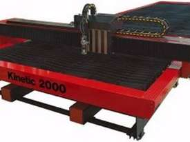 Kinetic K2000 Precision Profile Machine Hypertherm - picture0' - Click to enlarge