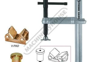 UM125PM-C3 4 In One Utlilty Clamping System 320mm Clamping Capacity 1100kg Clamping Force