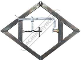 UM125PM-C3 4 In One Utlilty Clamping System 320mm Clamping Capacity 1100kg Clamping Force - picture7' - Click to enlarge