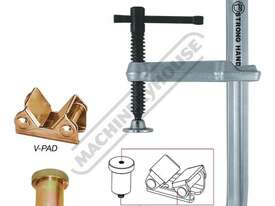 UM125PM-C3 4 In One Utlilty Clamping System 320mm Clamping Capacity 1100kg Clamping Force - picture0' - Click to enlarge