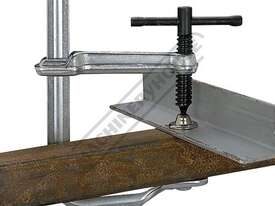 UM125PM-C3 4 In One Utlilty Clamping System 320mm Clamping Capacity 1100kg Clamping Force - picture5' - Click to enlarge