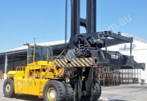 Well maint OMEGA 54E 40,000KG Container Handler
