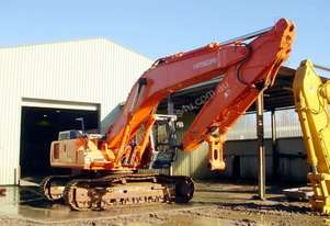 HITACHI ZX450H EXCAVATOR *WRECKING*