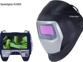 9100X Welding Helmet (54x107mm viewing area) - picture2' - Click to enlarge