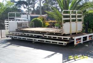 TRUCK TRAYS TRAY BODY FOR SALE