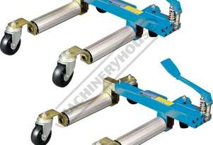 VJ-680 Hydraulic Vehicle Positioning Jacks 680kg Sold in Pairs
