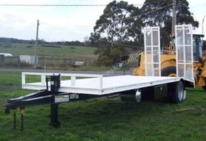 Tag A Long 2014 TAG-A-LONG Single Axle