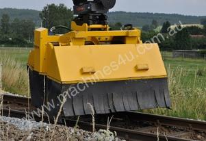 KINSHOFER SKB-B Ballast 20 Ballast Brush / Excavator Brush / Skid Steer Brush