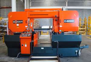 COSEN C-620NC Automatic Bandsaw (Huge 620mm Dia.)