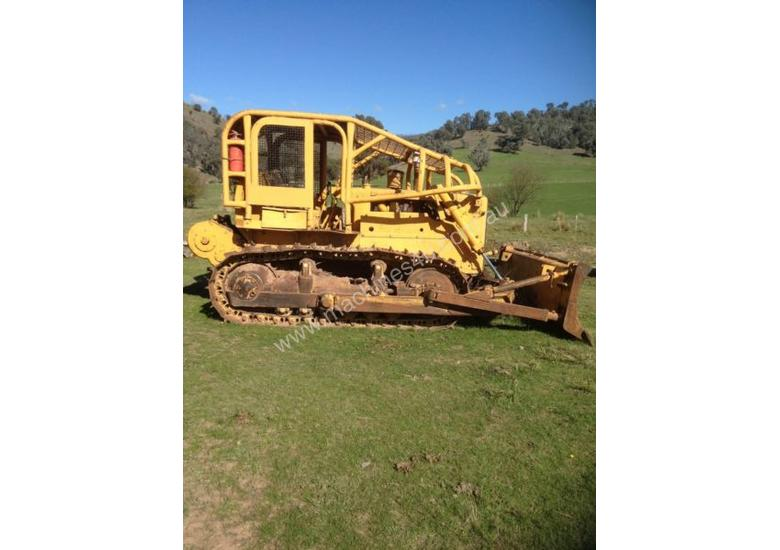Used 1965 Caterpillar DOZER CAT D6C 71A Crawler Dozer in , - Listed
