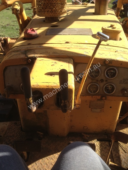 Used 1965 Caterpillar DOZER CAT D6C 71A Crawler Dozer in