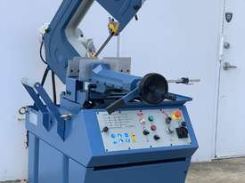 Industrial 315mm x 230mm Variable Speed Double Mitre Bandsaw - Made in Taiwan - picture2' - Click to enlarge