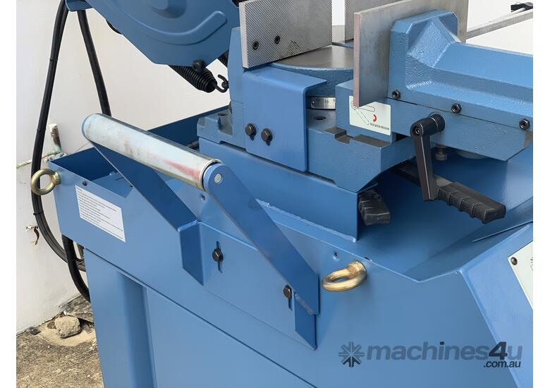 Industrial 315mm x 230mm Variable Speed Double Mitre Bandsaw - Made in Taiwan
