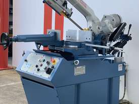 Industrial 315mm x 230mm Variable Speed Double Mitre Bandsaw - Made in Taiwan - picture0' - Click to enlarge