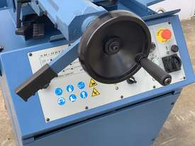 Industrial 315mm x 230mm Variable Speed Double Mitre Bandsaw - picture3' - Click to enlarge