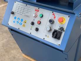 Industrial 315mm x 230mm Variable Speed Double Mitre Bandsaw - picture10' - Click to enlarge