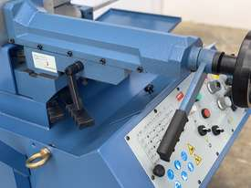Industrial 315mm x 230mm Variable Speed Double Mitre Bandsaw - picture13' - Click to enlarge