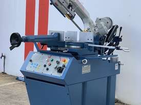 Industrial 315mm x 230mm Variable Speed Double Mitre Bandsaw - picture5' - Click to enlarge