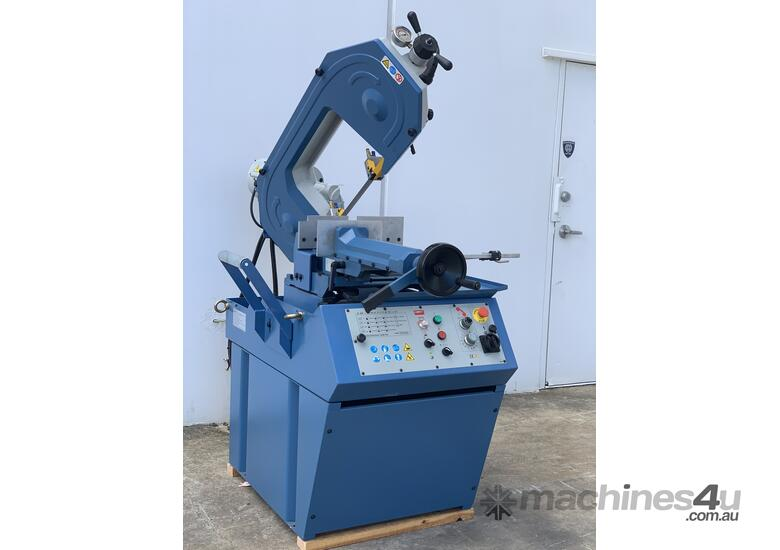 Industrial 315mm x 230mm Variable Speed Double Mitre Bandsaw
